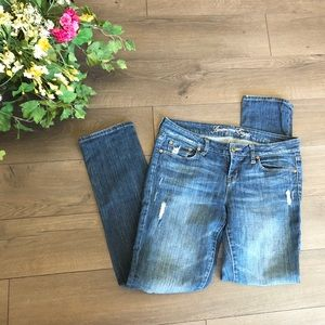 American Eagle || Skinny Jeans